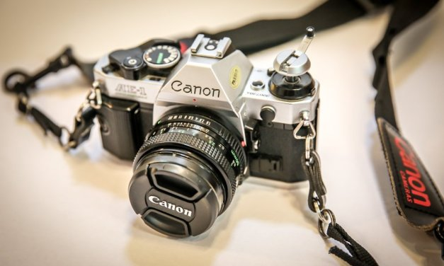 The Canon AE-1 Program – My Adventure with 35mm Film