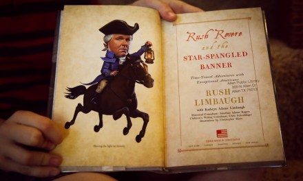 Rush Limbaugh Writing Children's Books? Really??