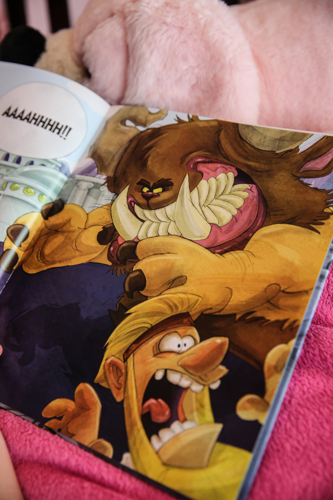 The Grumpy Unicorn by Jen Hodge
