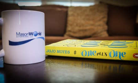 Review of One Plus One:  A Book By JoJo Moyes