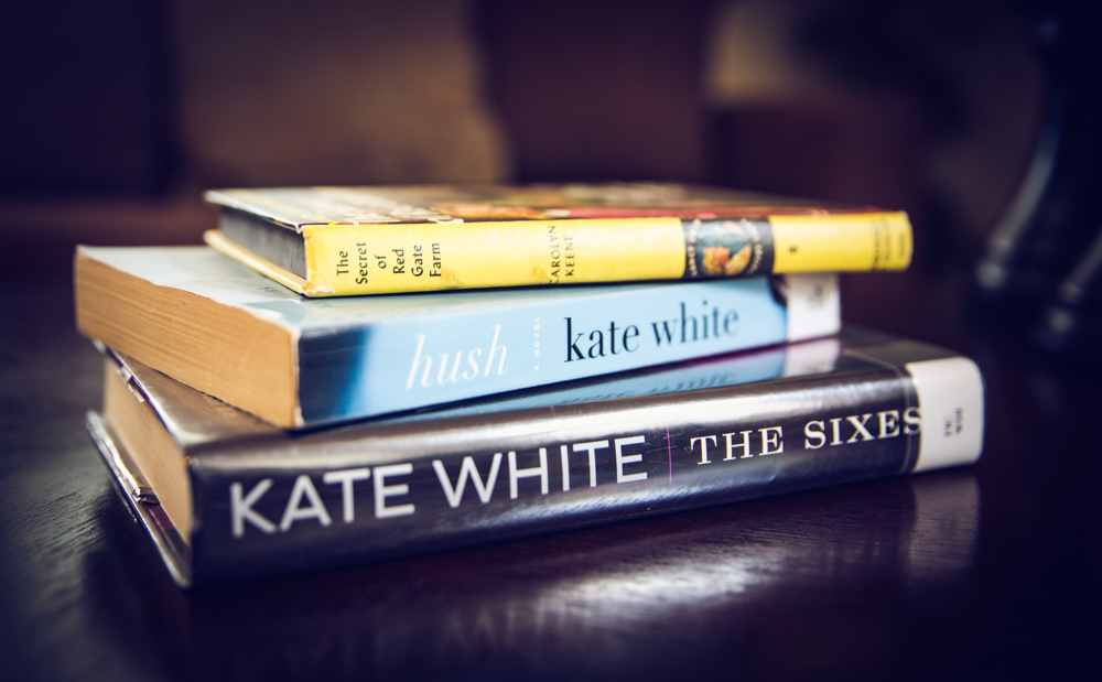 Review of Hush:  A Novel by Kate White