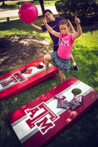Even our kids love Corn Hole. And the boards are very sturdy - I know this because they like to stand on them!