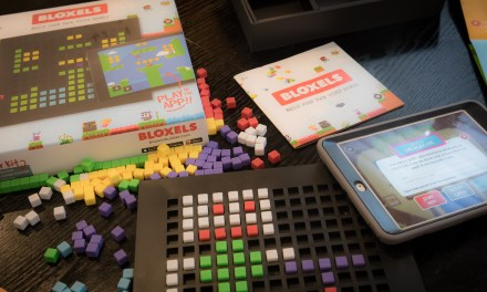 Bloxels – A Great Find For My Gamer…
