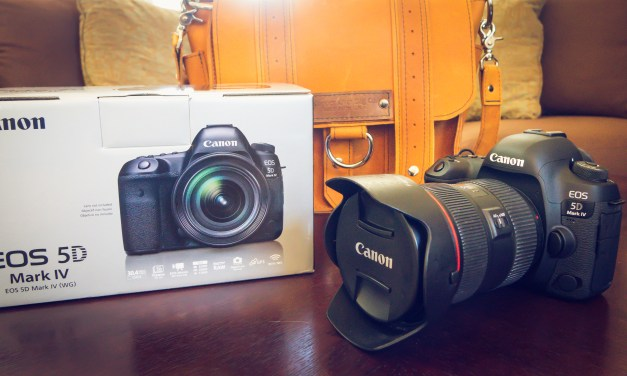 The Day I Dropped My Canon 5D Mark IV