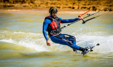 KiteBoarding…Am I Brave Enough?