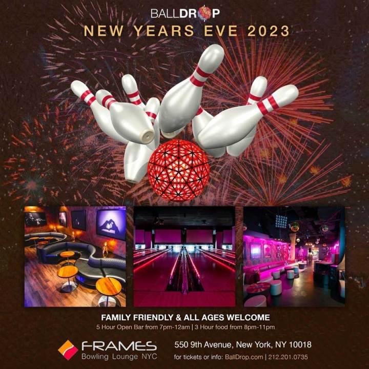 Frames Bowling Nyc Promo Code | Frameswall.co