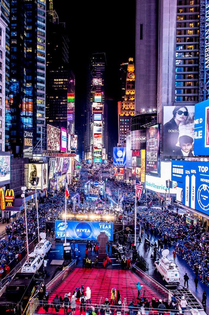 Times Square New Years Eve at BallDrop Pass   NYC New Years Eve 2019     BallDrop Pass Times Square New Years Eve 2019
