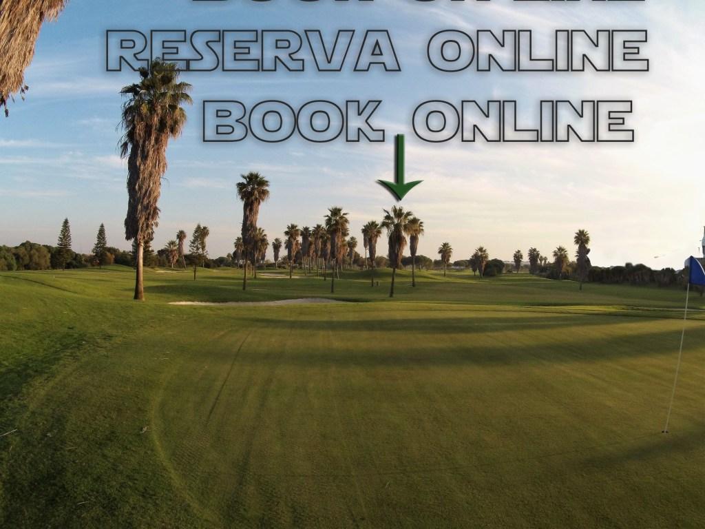 Puls este enlace y encontraras el mejor precio de green fees OnLine-