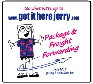 get it jerry, Logistic services, Multimedia and Information Technology