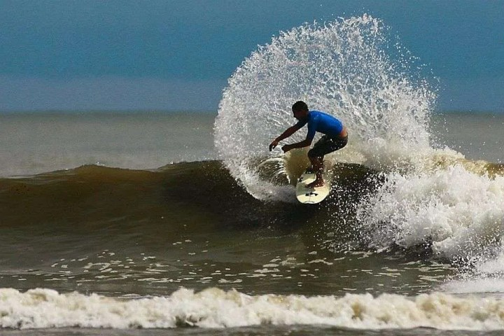 surfen in costa ballena - Gezeiten - Ebbe und Flut