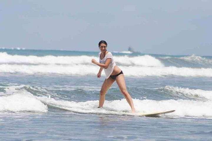 surf in costa ballena, Die Gezeite