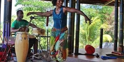 Afro Flow Yoga - Hart Center