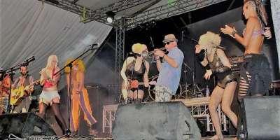 Eventos en Costa Ballena