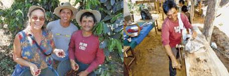 Excelente café y gente amable y cordial - Osa, Uvita - Ballena Tales