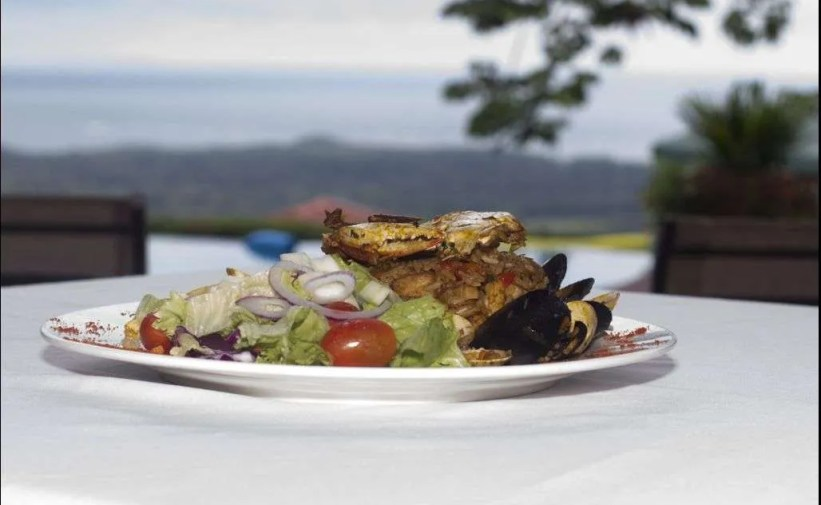 Good taste, Restaurante mi Amore, Vista ballena Hotel