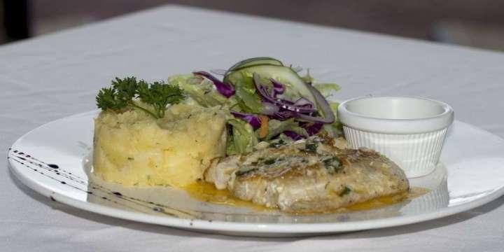 Restaurante Mi amore Uvita, good food