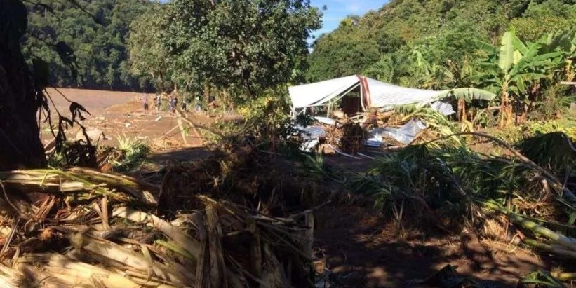 Tropical Storm Nate Costa Rica