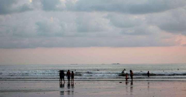 Colonia Beach, Marino Ballena National Park, Costa Rica