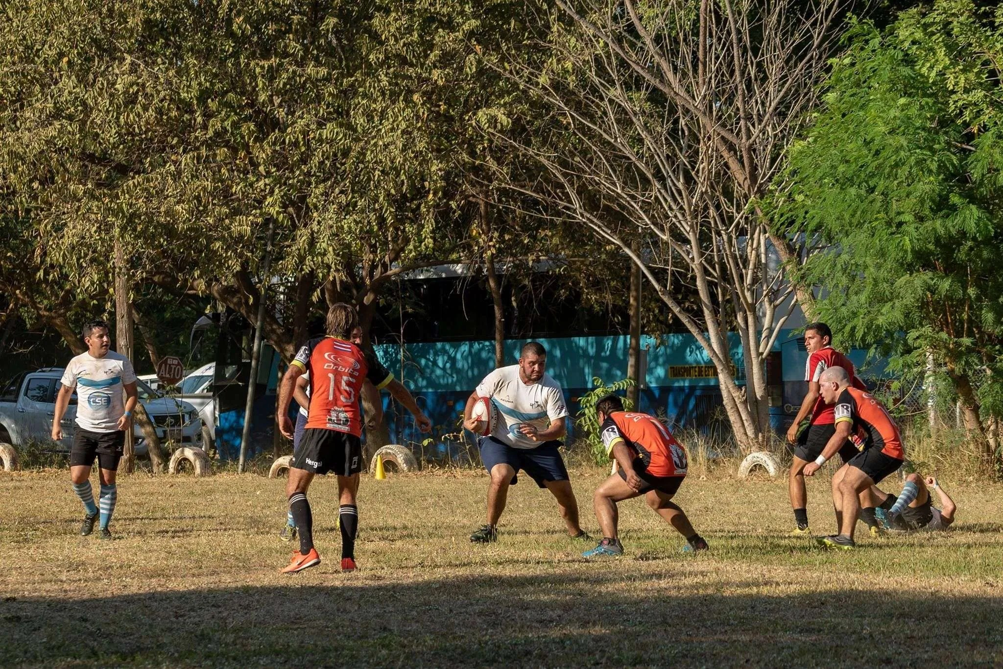 Sports: Rugby in Costa Ballena 1