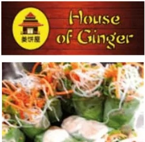 House of Ginger Chinese Food