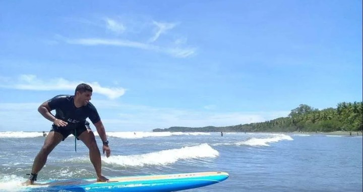 instructor, surfing surf