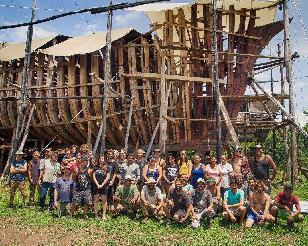 'Coffee Under Sail: An Alternative Shipping Option' 5