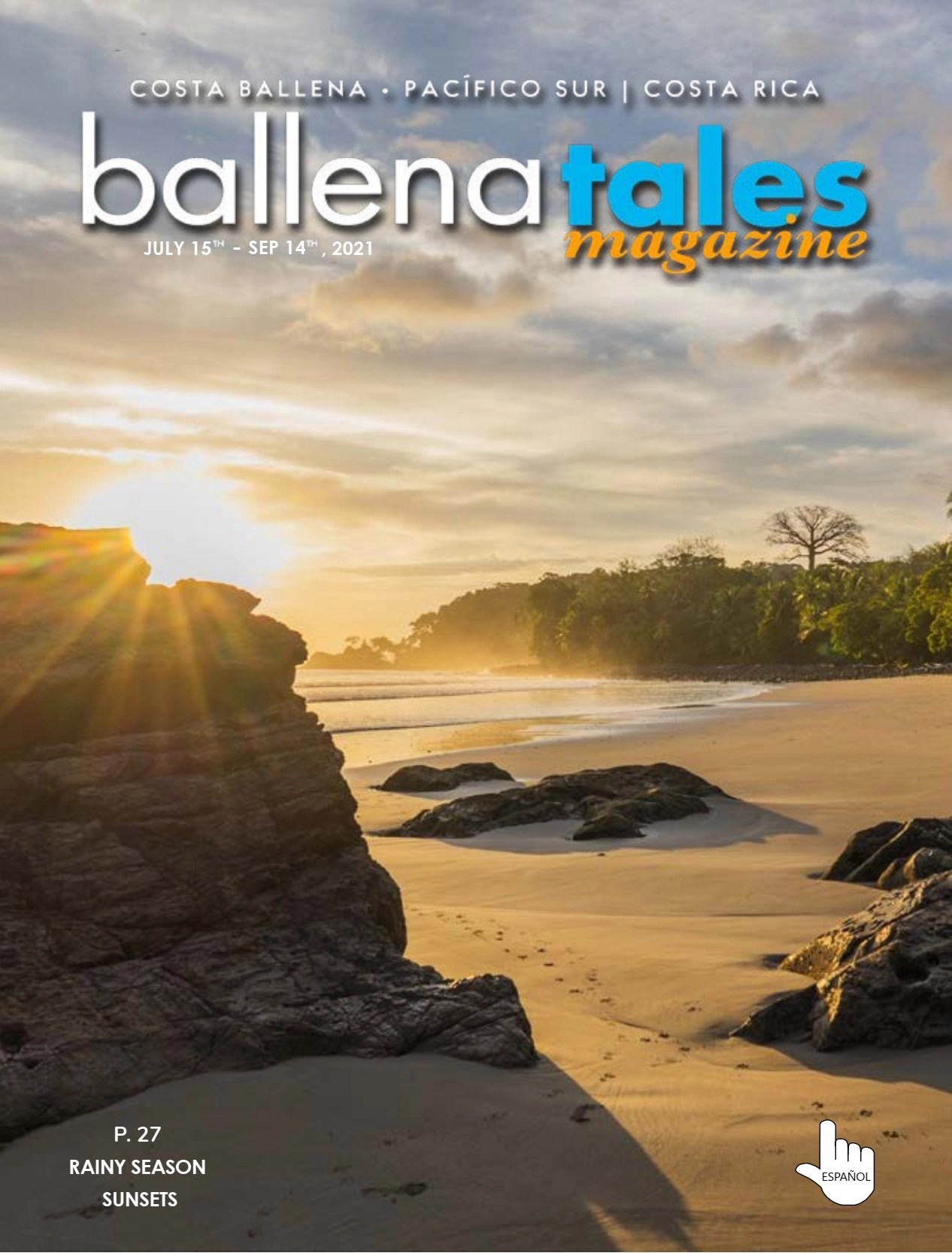 Comprehensive Magazine 79, South Pacific Costa Rica