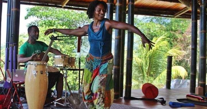 Arte y Música Local en el Pacífico Sur y Costa Rica, Local Events Art & Music in Costa Ballena, Osa, South Pacific Costa Rica
