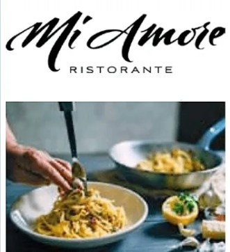 Mi Amore Restaurant at Vista Ballena indulges the senses in many ways.