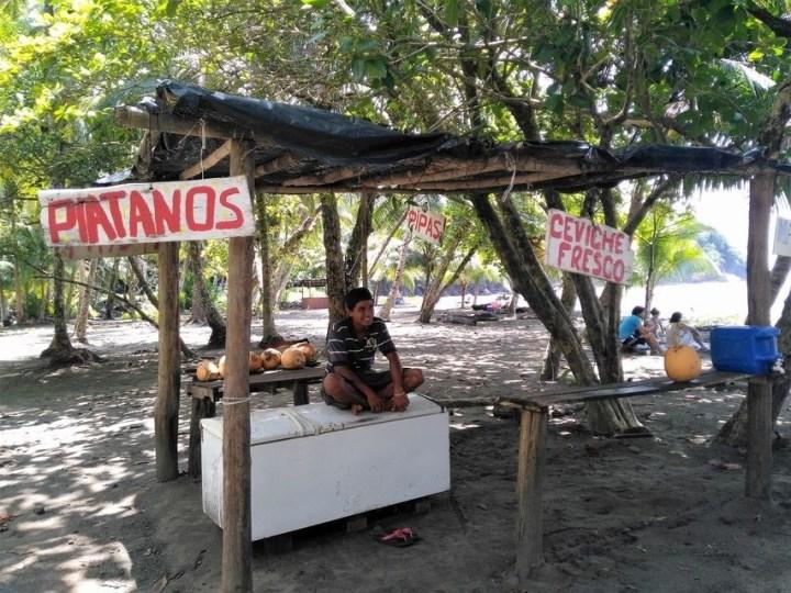 Playa Ventanas de Osa, Pacífico Sur de Costa Rica