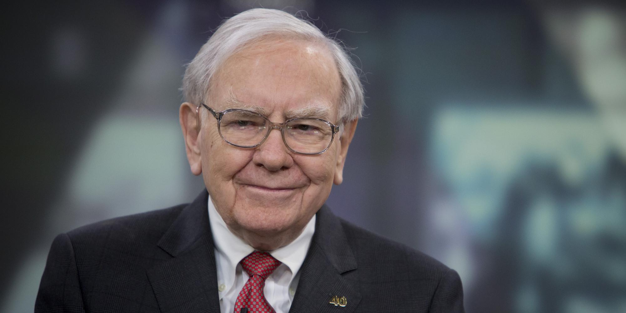 Warren Buffet Does it Again!