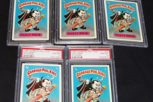 most expensive 10 non-sports trading cards