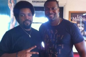 Ice Cube and Chris Tucker