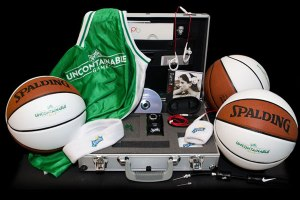 Sprite Uncontainable Game briefcase contest