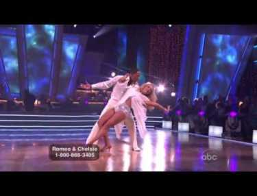 Romeo Miller Does The Rumba On 'Dancing With The Stars'