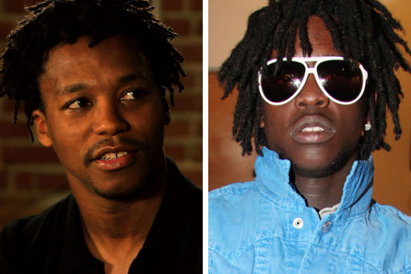 Lupe Fiasco and Chief Keef