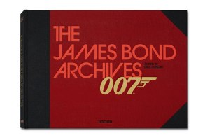 The James Bond Archives book