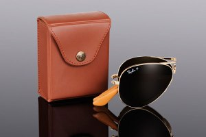 Ray-Ban 75th anniversary Folding Aviators