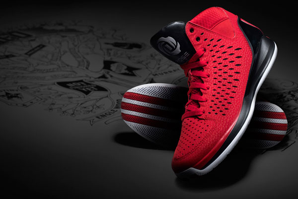 159e4c789882 Adidas Unveils The D Rose 3  Brenda  Edition