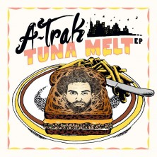 A-Trak Tune Melt EP Coverart