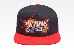Hall of Fame x The Hundreds cap