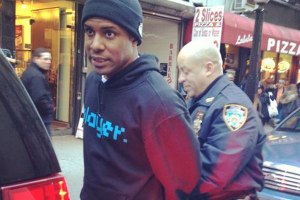 DJ Whoo Kid arrested in NYC
