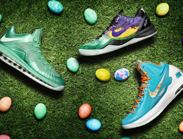 Nike Basketball 2013 Easter Edition