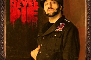 R.A. The Rugged Man - Legends Never Die coverart