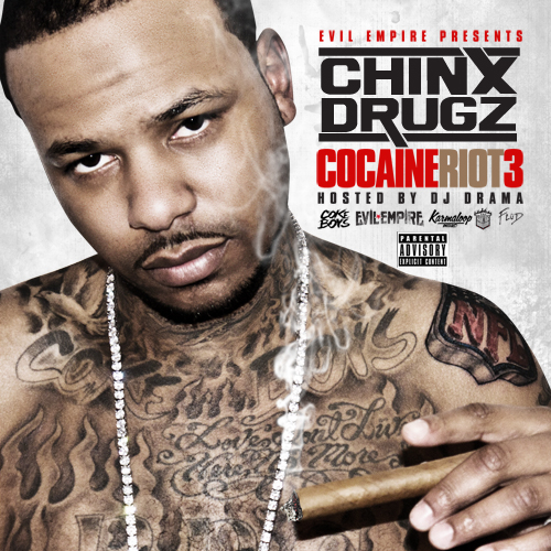 Chinx Drugz - Cocaine Riot 3 (Mixtape)