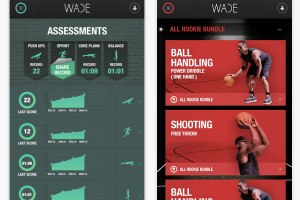 Dwyane Wade Driven Fitness App