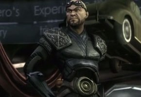 Superman Villian, General Zod, Added To 'Injustice' Game