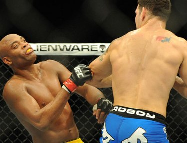 Chris Weidman stuns Anderson Silva at UFC 162