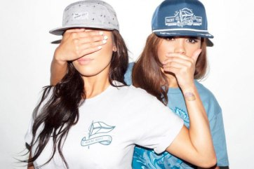 Benny Gold Summer 2013 Guerrero Collection featuring Jaro sisters
