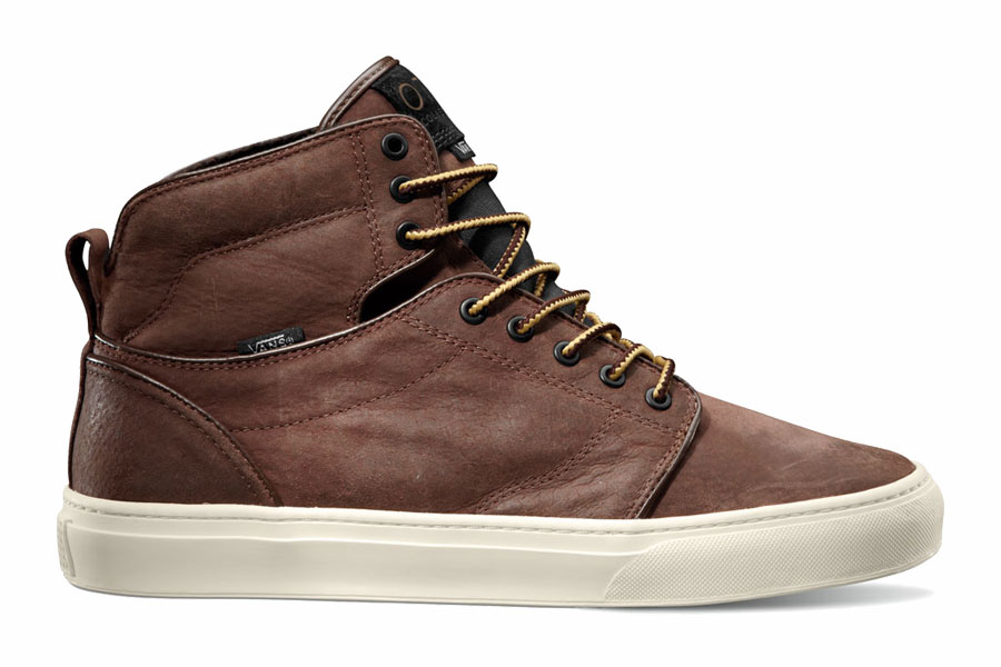 3fef4a9a08 Vans OTW Collection s Fall 2013 Boot Pack